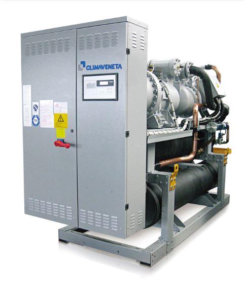 水冷螺杆式冷水机组(R22)